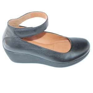 Clarks Shoes - Clarks Artisan Clarene Tide Ankle Strap Wedges